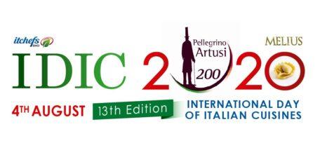 IL 4 AGOSTO È LA GIORNATA INTERNAZIONALE DELLE CUCINE ITALIANE (IDIC – INTERNATIONAL DAY OF ITALIAN CUISINES)